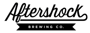 Aftershock Brewing Company Logo